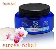 Stress-bathsalt